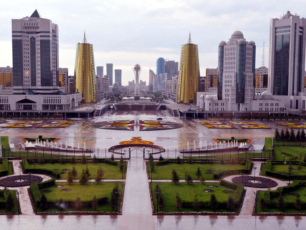 The most interesting places in Astana Leisure