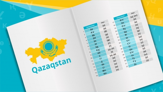 Nazarbayev signed the decree on the transition of the Kazakh alphabet on Latin